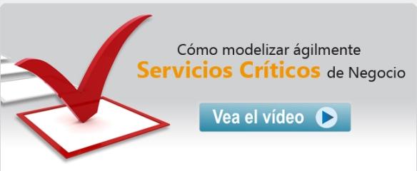 Modelizar Servicios Críticos de Negocio