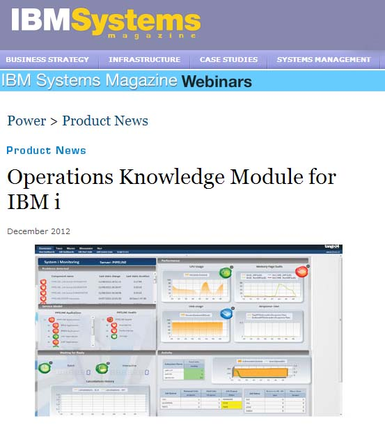 iSeries IBMi